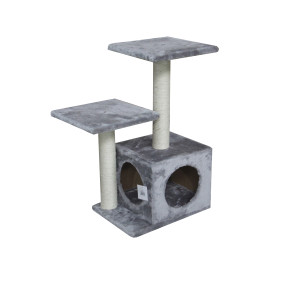 kokoba small cat scratching tree small cat trees   cat condos  u0026 hammocks   medicanimal    rh   medicanimal