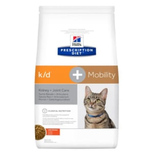 Hill's Prescription Diet Feline k/d + Mobility Katzenfutter
