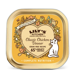 Lily's Kitchen Classic Chicken Dinner for Adult Cats