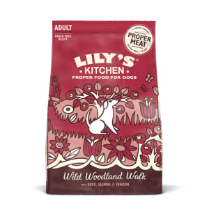 Lily's Kitchen Adult Highland Venison & Duck Grain Free Dry Food for Dogs
