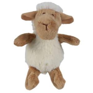 Mouton en peluche avec herbe à chat Trixie