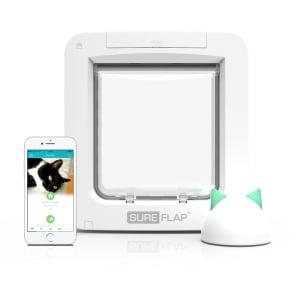 SureFlap Microchip Huisdierenluik Connect met Hub