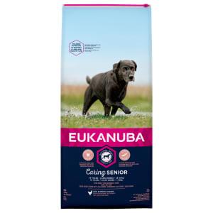 Eukanuba Caring Senior Large Breed Dog Food