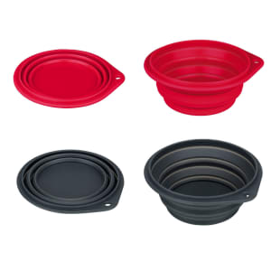 Trixie Collapsible Dog Travel Bowl
