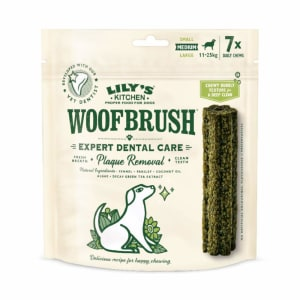 Lily's Kitchen Woofbrush Dental Chews for Dogs