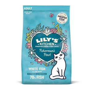 Lily's Kitchen Fabulous Fish Dry Food for Cats