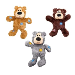 Kong Wild Knots Assorted Bear Dog Toy
