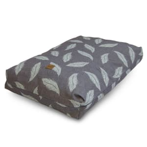 Danish Design Retreat Eco-Wellness Dog Bed in Grey
