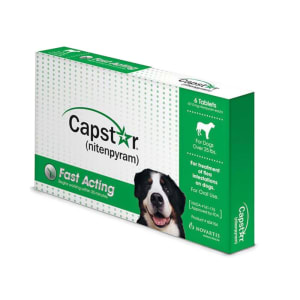 Capstar Flea Tablets for Large Dogs