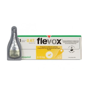 Flevox Spot On for Small Dogs (2-10kg)