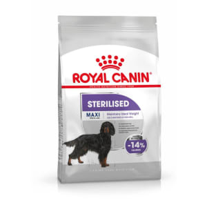 Royal Canin Maxi Sterilised Care Dry Adult Dog Food