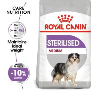Royal Canin Medium Sterilised Care Dry Adult Dog Food