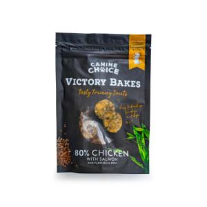 Canine Choice Victory Bakes Chicken Dog Treats