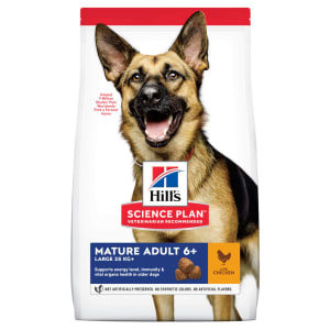 Hill's Science Plan Canine Large Mature Adult 6+ Poulet