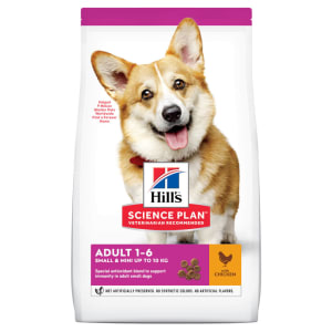 Hill's Science Plan Canine Adult Small & Mini Poulet