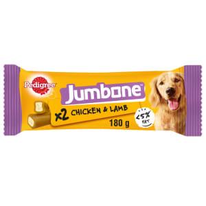 Pedigree Jumbones Medium Adult Dog Treats - Chicken & Lamb