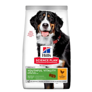 Hill's Science Plan Canine Adult 7+ Youthful Vitality Kip