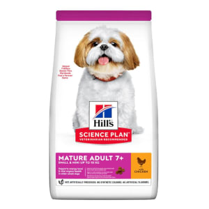 Hill's Science Plan Canine Mature Adult Small & Mini Huhn