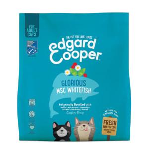 Edgard & Cooper Grain Free Glorious MSC Whitefish Dry Cat Food Adult