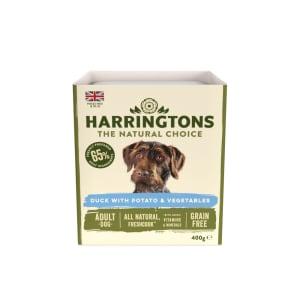 Harringtons Duck & Potato with Vegtables Wet Dog Food