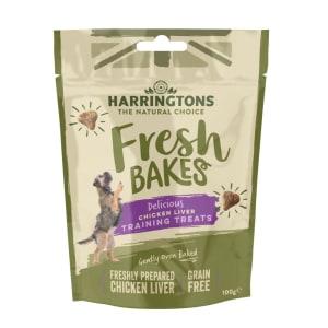 Harringtons Fresh Bakes Chicken Liver Training Treats