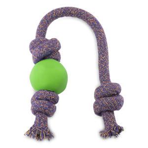 Beco Ball on Rope Groene