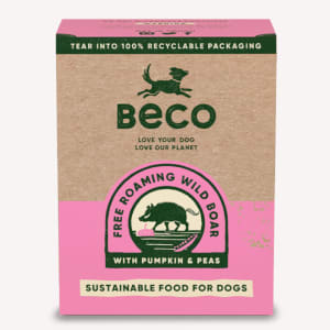 Beco Eco-Conscious Food Wild Boar Wet Food for Dogs