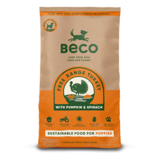 Beco Eco-Conscious Food Free Range Turkey Puppy Food