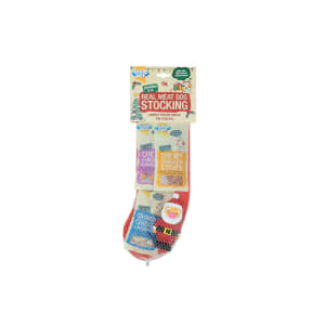 Christmas Real Meat Stocking for Dogs