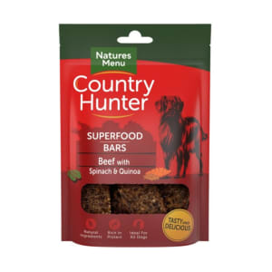 Natures Menu CH Superfood Bar Beef