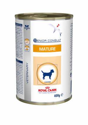 Royal Canin Veterinary Diet Senior Consult Mature Hundefutter