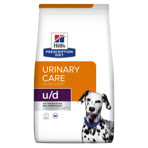 Hill's Prescription Diet Urinary Care u/d Chien