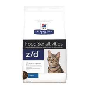 Hill's Prescription Diet Food Sensitivities z/d Adult Dry Cat Food - Original