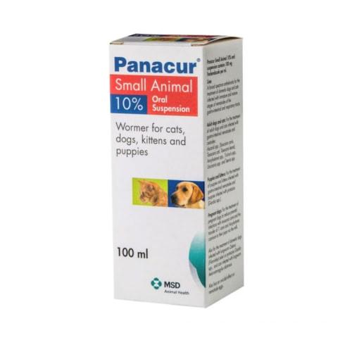 Panacur Liquid For Cats Dogs Medicanimal Com