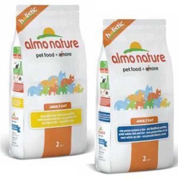 Almo Nature – Holistic für Katzen