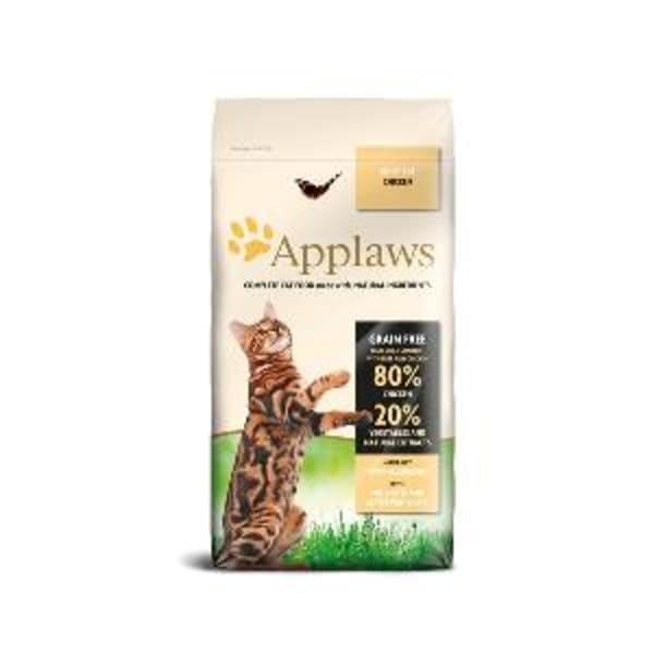 Applaws Complete Droogvoer Kip voor Katten