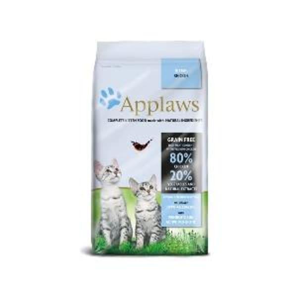Applaws Katzenfutter – Kitten mit Huhn