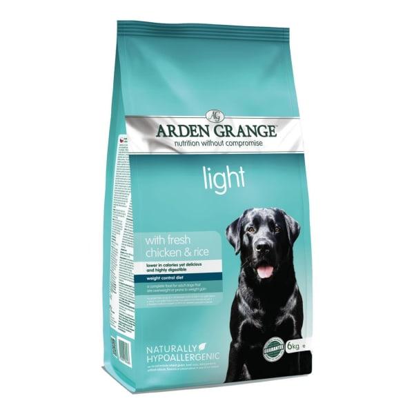 Arden Grange Light Adult Dry Dog Food - Fresh Chicken & Rice