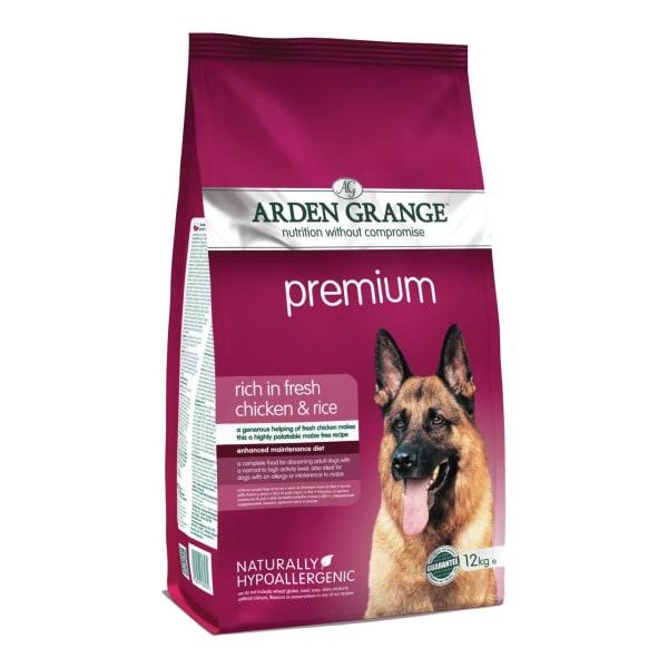 Arden Grange Premium Adult Dry Dog Food - Fresh Chicken & Rice