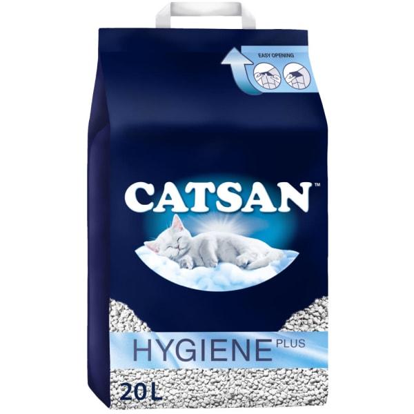 Catsan White Hygiene Cat Litter