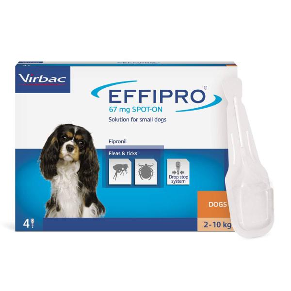 Effipro Spot On Flea Treatment for Dogs