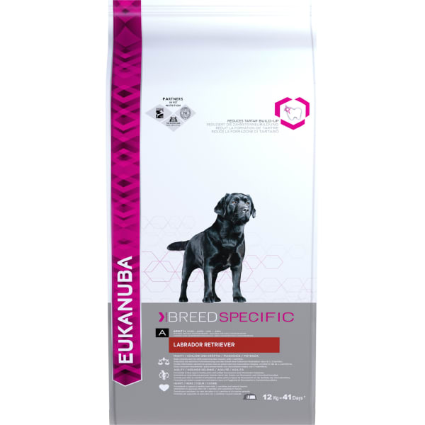 Eukanuba Breed Specific Labrador Retriever Adult Dry Dog Food