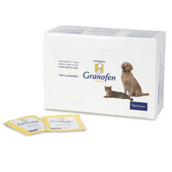 Granofen Worming Granules for Dog & Cats