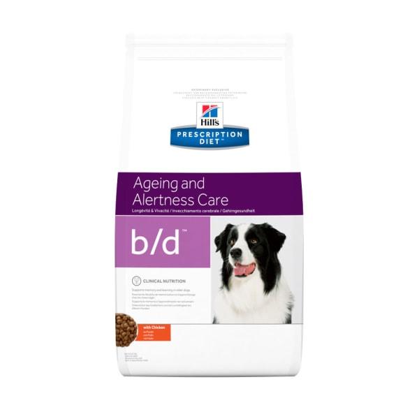 Hills Prescription Diet b/d voor honden
