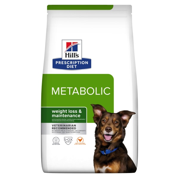 Hill's Prescription Diet Metabolic Weight Management Dry Dog Food - Chicken