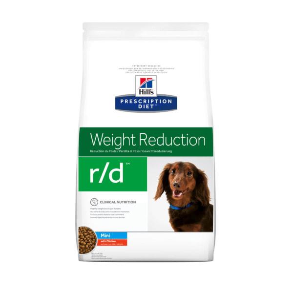 Hills Prescription Diet r/d Mini Hundefutter
