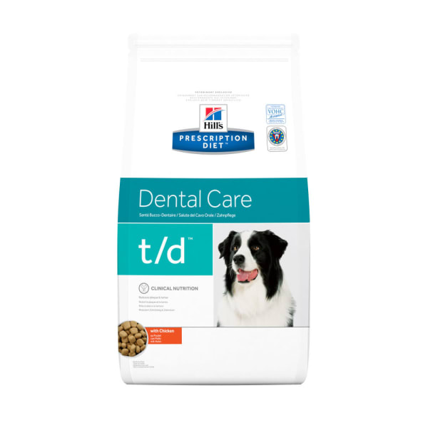 Hills Prescription Diet – Canine t/d Hundefutter