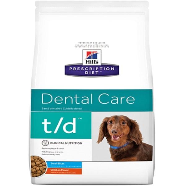 Hills Prescription Diet t/d Mini Hundefutter