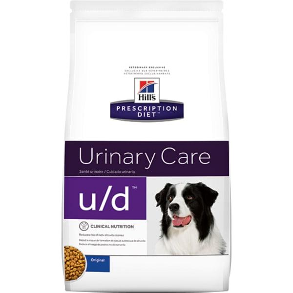 Hills Prescription Diet – Canine u/d Hundefutter