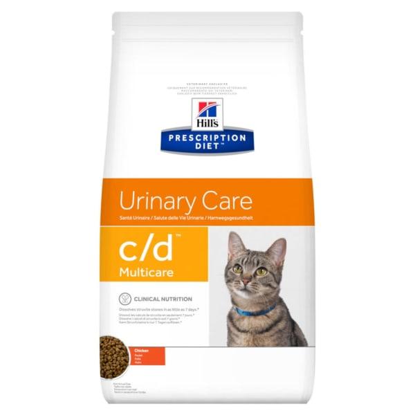 Hills Prescription Diet – Feline c/d Multicare für Katzen